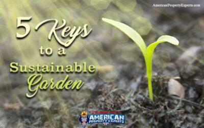 5 Tips for a Sustainable Garden